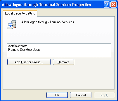 remote desktop and local administrator rights One of the most time-consuming tasks for any ip admin is permissions delegation here's how to easily configure local administrators using active directory.